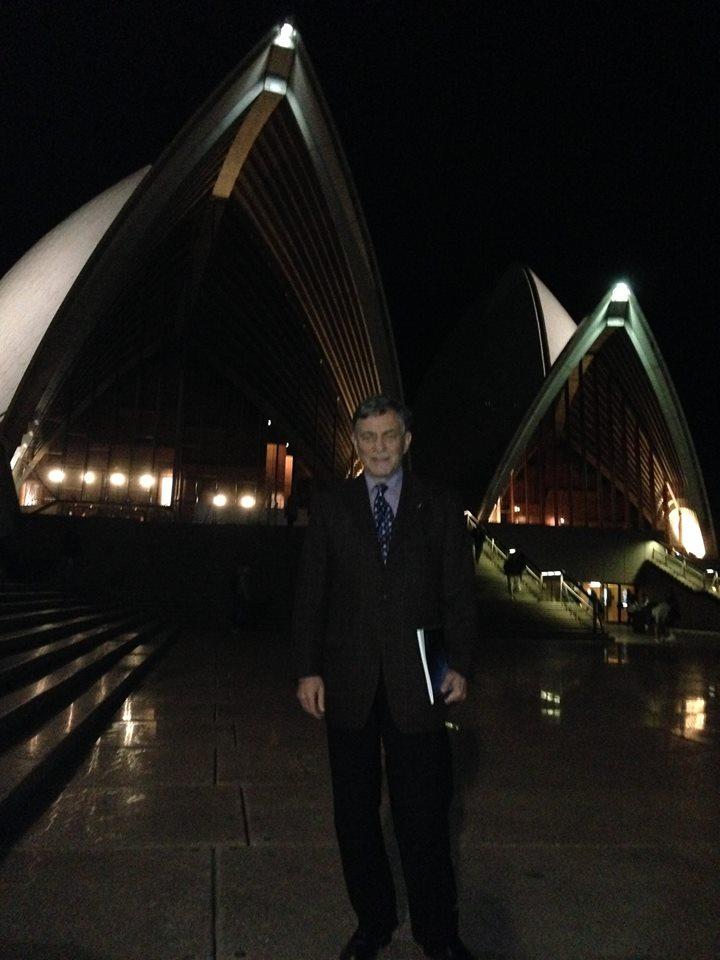 Concours International Piano de Sydney