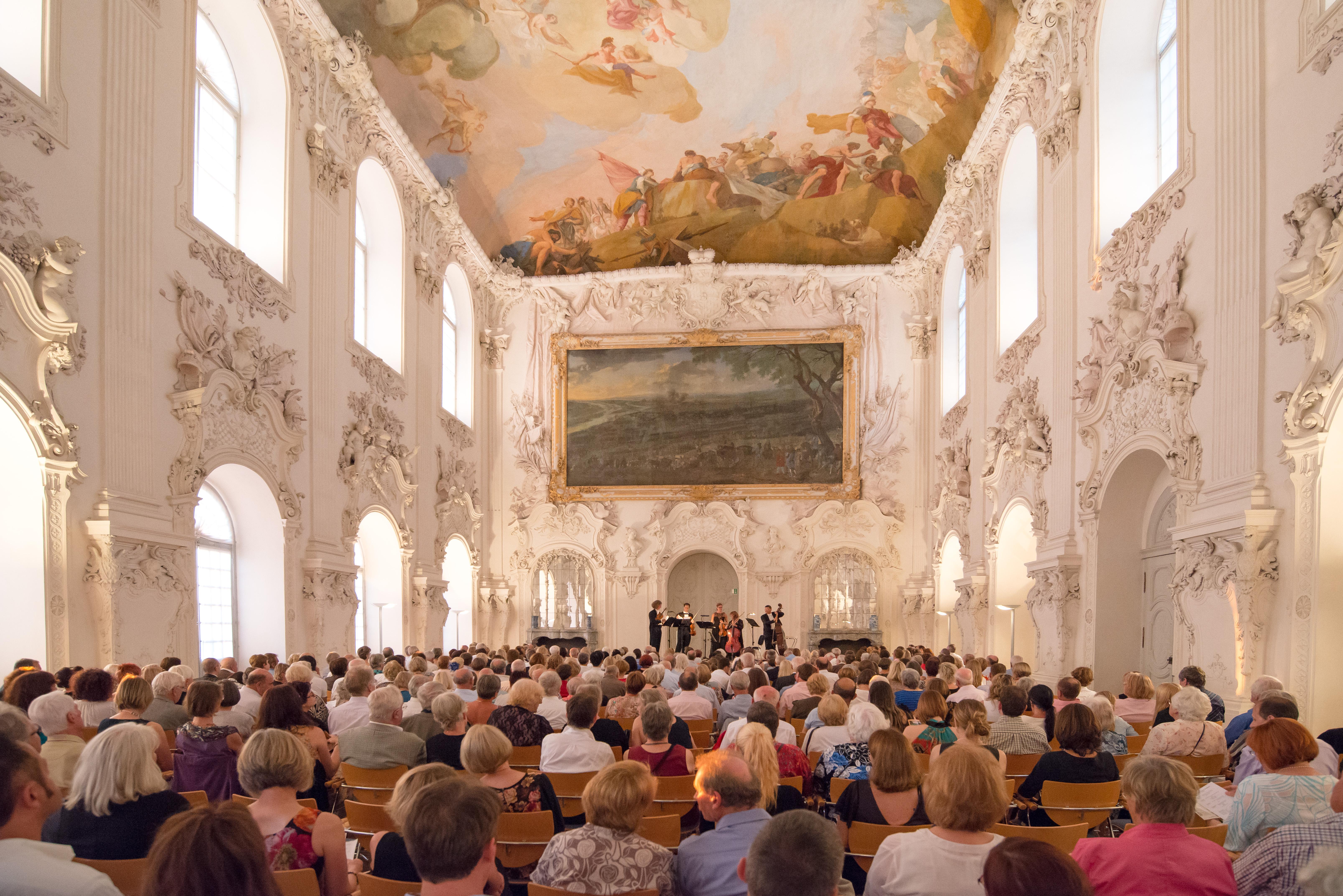 Festkonzert dans le Schloss Schleissheim